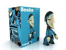 BAAKO BLUE TRIBALTOY DESIGNER URBAN VINYL FIGURE