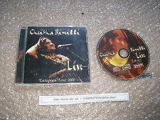 CD Ethno Cheikha Rimitti - European Tour 2000 (8 Song) SONO / NEXT MUSIC