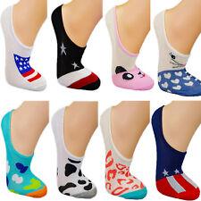 SNEAK Sneaker Socken Füßlinge Kurzsocken für Sie Mix Farben 4 Paare