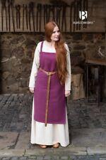 Mittelalter Trägerkleid Überkleid Wikinger / LARP - Flieder von Burgschneider