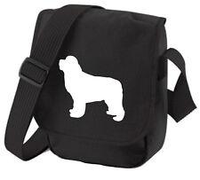 Newfoundland Dog Gift Pack Shoulder Bag Wallet Birthday Gift Newfie Gift Combo
