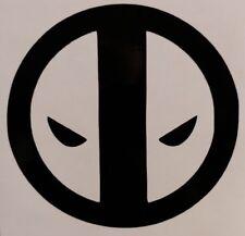 Deadpool Logo Vinyl Sticker Decal home laptop choose size/color