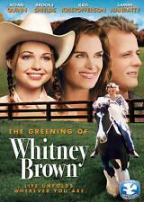 Greening of Whitney Brown (DVD) Brooke Shields Aidan Quinn Kris Kristofferson