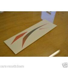 ELDDIS Avante - (2002)(STYLE 3) - Side Flash Sticker Decal Graphic - SINGLE