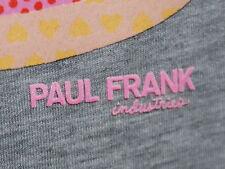 PAUL FRANK U.S.A. Top KULT Shirt JULIUS XXXS neu grau grey NEW Baumwolle cotton