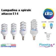 Lampadina led a spirale E14 5 7 9 11w lampada risparmio energetico basso consumo