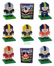 NFL BRXLZ Team Player 3-D Puzzle Construction Toy New - Pick your Team!