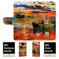 Samsung Galaxy Note 9 Personalisierte Handy Hülle mit Gemälde Foto Text Druck