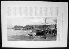 "<ne translation=""$num"" entity=""1892"">$num</ne> australasia illustrated antique print view of port darwin, nt, australia"