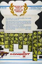 The Longest Day  John Wayne item 1 movie poster print