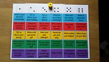 Reminiscing Game - Elderly - Dementia - Memory- Care home- Special needs- speak