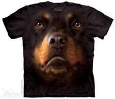 """The Mountain T-Shirt """"Rottweiler Face"""""""