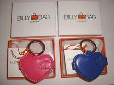 Billy Bag en cuir en forme de cœur porte-clés avec porte-photos