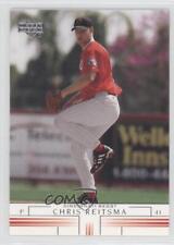 2002 Upper Deck #719 Chris Reitsma Cincinnati Reds Baseball Card