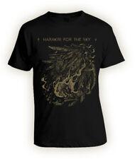 Harakiri for the Sky - Arson Golden Owl Shirt  (Anomalie,Bifröst,Karg)