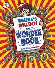 Where's Waldo? The Wonder Book by Handford, Martin