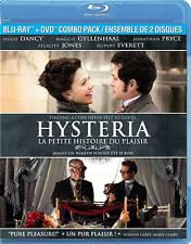 Hysteria (Blu-Ray/DVD Combo) / La petite histoire du plaisir (Blu-ray/Combo)  (B