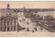 Les Quais Vue De La Douane, BORDEAUX, France LL