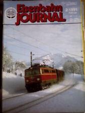 Eisenbahn Journal 2 1991 -- Lokomotive Die Gruppe S9