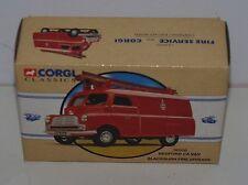 Corgi 96906 camion  pompier  Bedford van Blackburn fire  brigade neuf  en boite