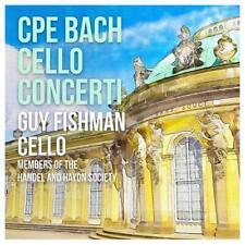 C.P.E. Bach - Cello Concerti - Fishman
