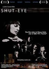 SHUT-EYE - STANA KATIC   JENNIFER KERN 2002 EROTIC CRIME THRILLER DVD**NEW!!**