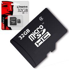 Carte Mémoire Micro SD 32 Go classe 4 Pour LG G3