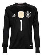 Trikot Adidas DFB 2016-2018 Home Torwart - Kahn 1 [164 bis 3XL] Deutschland EM