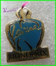 Pin's parfum LAURENA Monoprix  #F3