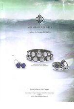 PUBLICITE  2012  SHAMBALLA JEWELS  bijoux joaillerie