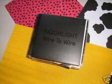 CD POP Razorlight wire to wire 1 canzone PROMO VERTIGO