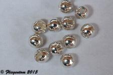 Fliegentom 3391 - Tungstenperlen Silberfarben