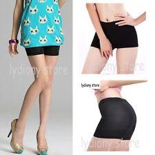Women Girls Lady Stretch Sport Yoga Short Underwear Pants Tights Dancing Wear