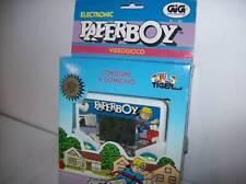 VIDEOGIOCO GIG TIGER PAPER BOY  anno 1983