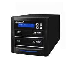 Vinpower Econ 2 Target Blu-ray DVD CD Disc Duplicator Copier 500GB HD + USB 3.0