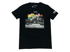 Yung Rich Nation YRN Migos Round Table Black T-Shirt