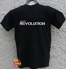 Viva la Révolution Protestation T Shirt Toutes Tailles