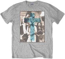 Black Sabbath 'Blue Cross' (Grey) T-Shirt - NEW & OFFICIAL!