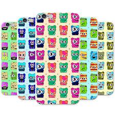 Sponge & Bear Monsters Snap-on Hard Back Case Phone Cover for Apple Phones