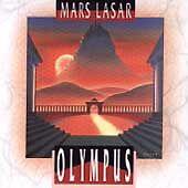 Olympus CD Mars Lasar New Age Yoga Massage Reiki Meditation RARE