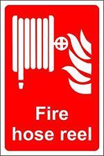 Fire hose reel Safety sign