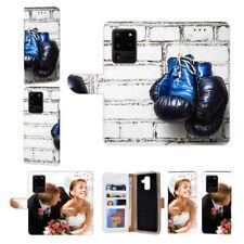 Samsung Galaxy S20 Ultra Personalisierte Handyhülle mit Bilddruck Boxhandschuhe