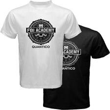 FBI Academy Quantico Logo on Quantico TV T-shirt