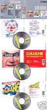 """COLUCHE """"Censuré,Adieu...,Mimi 86"""" (Coffret 3 CD) 2000"""