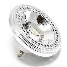 Lampada led lampadina AR111 G53 12W/15W 12v lm cob parabola riflettente  gradi