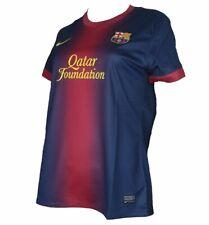FC Barcelona Trikot Home Damengröße Nike XS S M L XL Mujer Camiseta Jersey