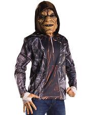 Suicide Squad Killer Croc Adult Halloween Alligator Gator Costume Kit