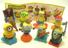Minions , Neu,2015 Einzelfiguren zum aussuchen+ Beipackzettel ,Figuren zum Film.