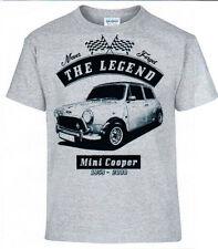 T-Shirt, Mini Cooper,Oldtimer,Youngtimer