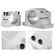 52/65mm Fusione di Alluminio Morsetto Staffa Supporto Motore Mandrino per CNC